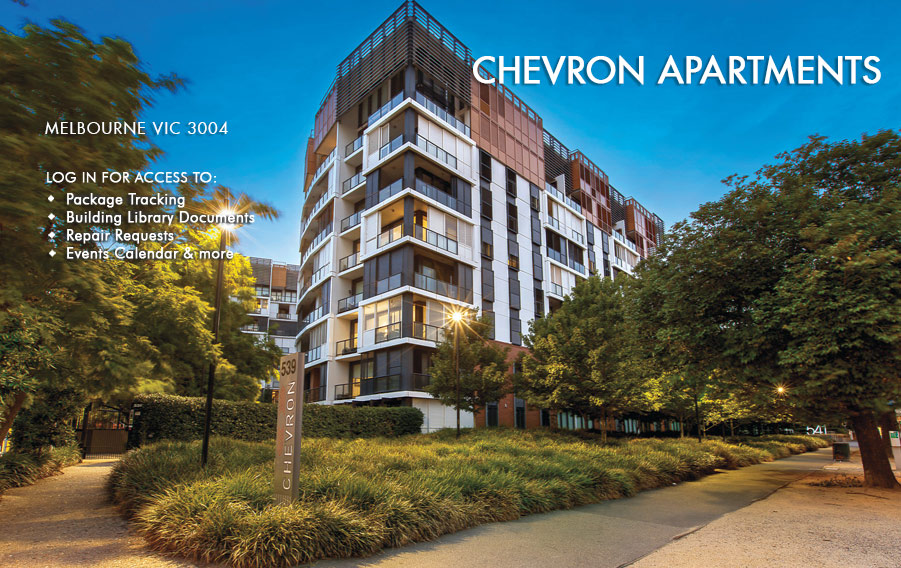 Chevron Apartments Hub